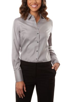 Image for Calvin Klein Women's Non-Iron Dobby from PVH Corporate Outfitters