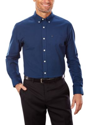 Image for Tommy Hilfiger Men's New England Cotton Oxford from PVH Corporate Outfitters