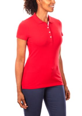 Image for Tommy Hilfiger Women's Pique Polo from PVH Corporate Outfitters