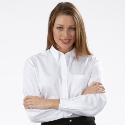 Image for Van Heusen Women's  Pinpoint from PVH Corporate Outfitters