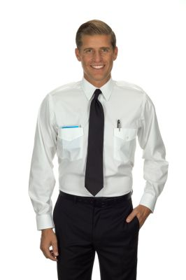 Image for Van Heusen Men's Commander Shirt from PVH Corporate Outfitters