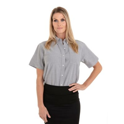 Image for Van Heusen Short Sleeve Women's Oxford from PVH Corporate Outfitters