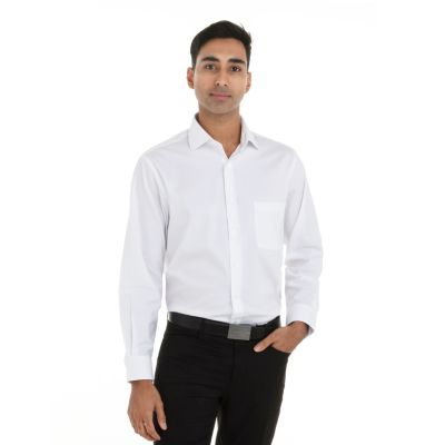 Image for Van Heusen Men's Twill Flex Collar from PVH Corporate Outfitters