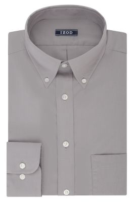 Image for IZOD Regular Fit All-Over Stretch Twill Solid from PVH Direct