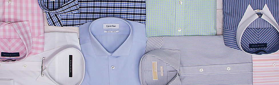 Dress Shirts single banner