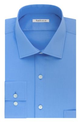 Image for Van Heusen Regular Fit FLEX Stretch Wrinkle Free Solid from PVH Direct